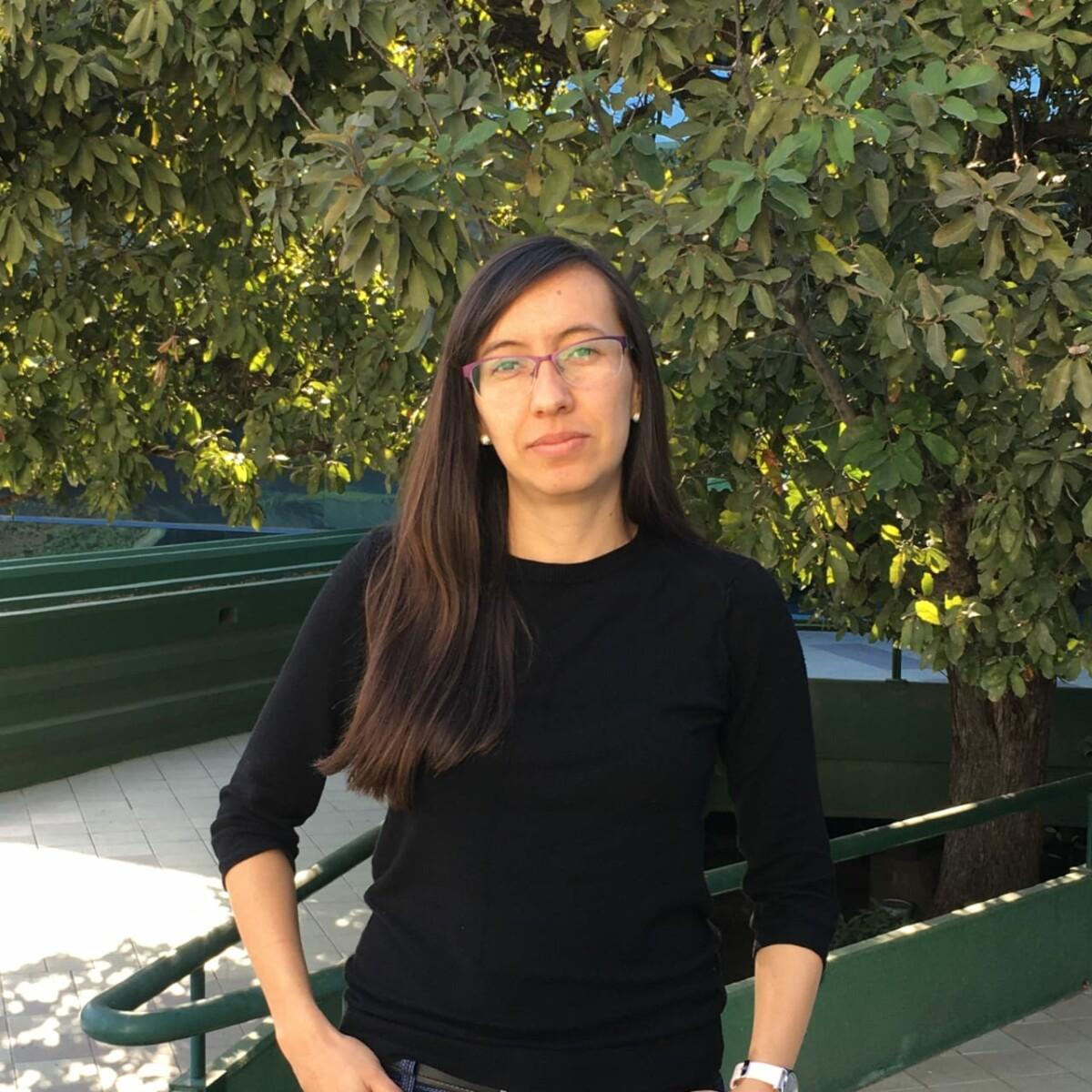 María Elena Huertas Bolanos