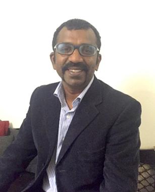 Umamaheshwaran Rajasekar